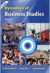 Dynamic Of Business Studies Form 3