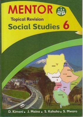 Mentor Topical Revision Social Studies Std 6