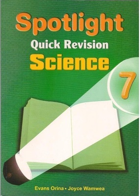 Spotlight Quick Revision Science Std 7