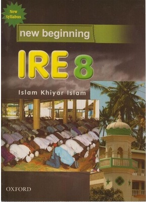 New Beginning IRE Std 8