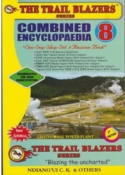 Trail Blazers Combined Encyclopedia Std 8