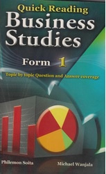 Quick Reading Business Studies Form 1