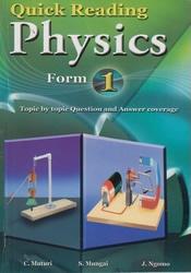 Quick Reading Physics Form 1
