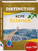 Distinction KCPE Science