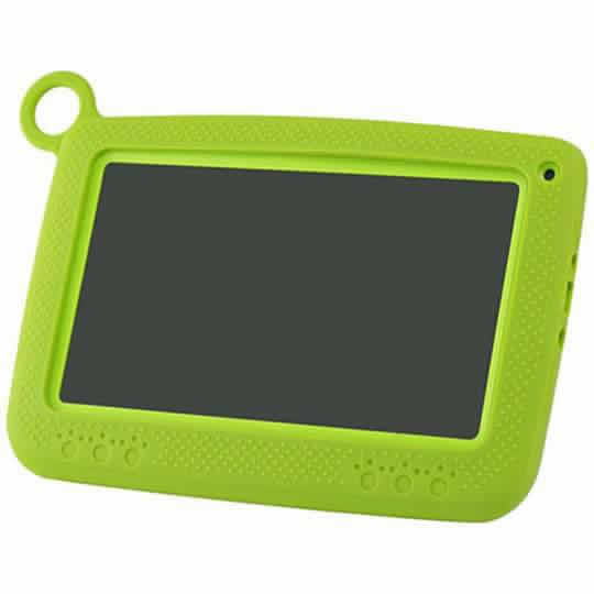 Green kids tablet iConix c703